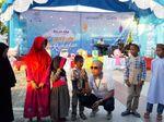 Hadir untuk Negeri, Antam Beri Bingkisan untuk 1.000 Anak Yatim