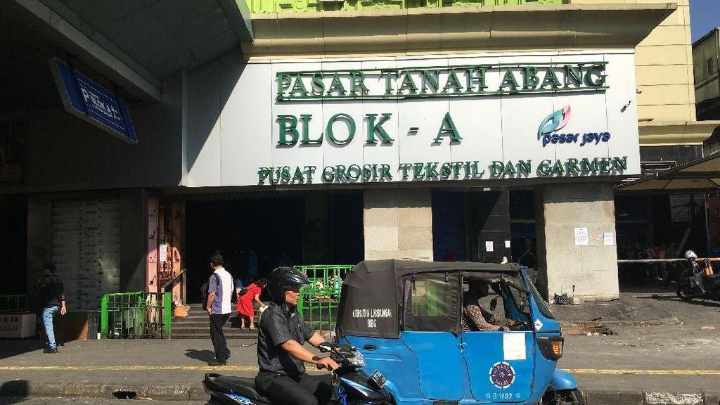 Imbas Aksi 22 Mei Pertokoan Jakarta Rugi Rp 1,5 T