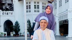 Kondisi Ustaz Arifin Ilham Menurun Sejak 21 Mei