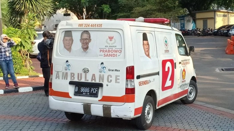 Naik Ambulans Amunisi Rusuh 22 Mei, Elite DPC Gerindra Dibekali Rp 1,2 Juta