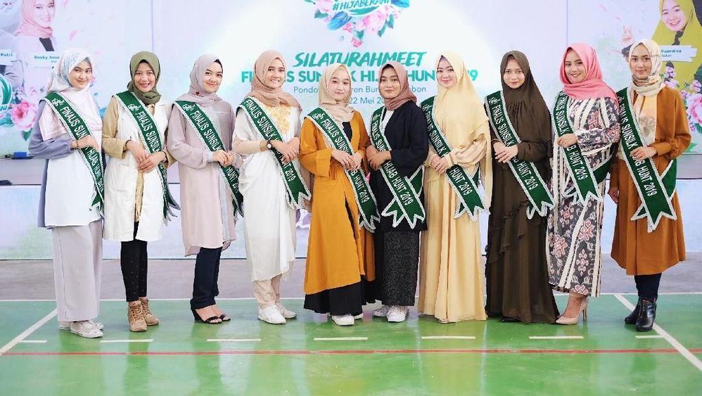 Hari Ini Terakhir Voting Finalis Sunsilk Hijab Hunt 2019, Yuk Vote Jagoanmu!