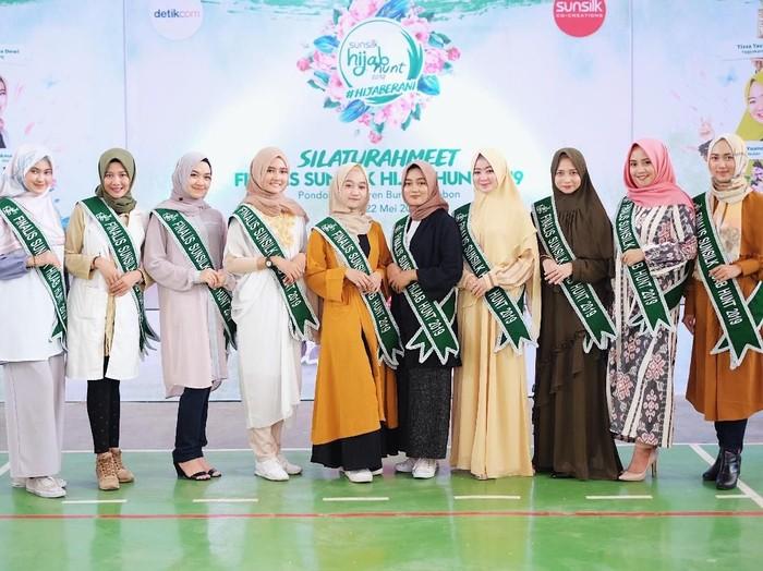 Finalis Sunsilk Hijab Hunt 2019. Foto: Silmia Putri/Wolipop