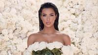 Kim Kardashian Ikutan TikTok Bareng North West