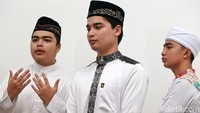 Alvin akan Jadi Wali Istri dan 9 Anak Ustaz Arifin Ilham