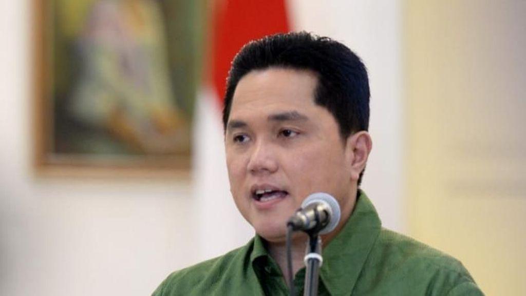 Erick Thohir Dipanggil ke Istana, Jadi Menteri Apa?