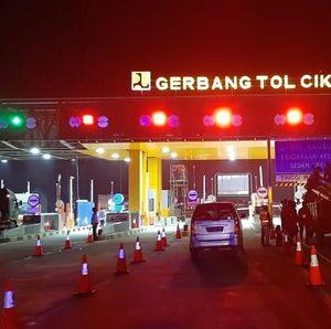 Transaksi Tol di Cikarut Pindah ke Cikampek Utama dan Kalihurip