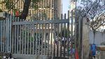 Penampakan Gedung Bawaslu Gosong-Bolong Pasca Kerusuhan 22 Mei
