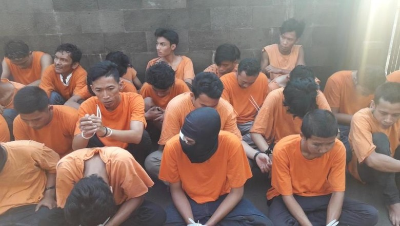 Polisi Sebut Perusuh 22 Mei di Slipi Dibayar, Diamplopi Rp 100 Ribu