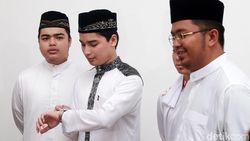 Ustaz Arifin Ilham Berpesan pada Sang Anak untuk Jaga Ponpes