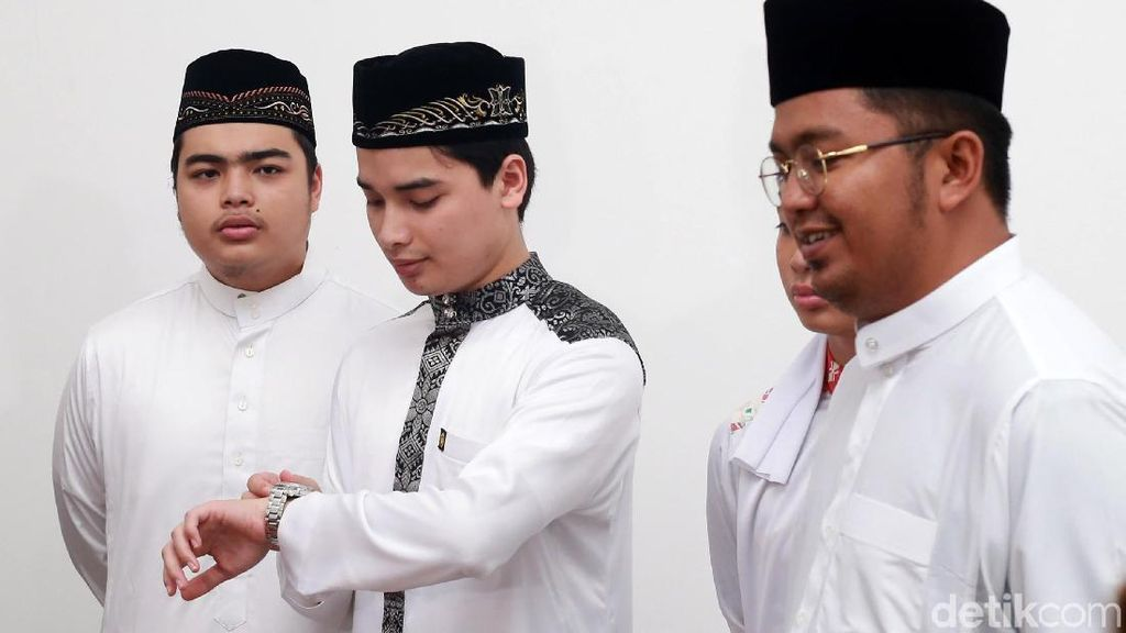 Ditanya Rencana Poligami, Begini Jawaban Putra Mendiang Arifin Ilham
