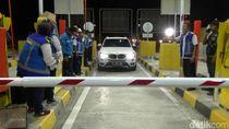 Gerbang Tol Kalihurip Utama dan Cikampek Utama Mulai Beroperasi