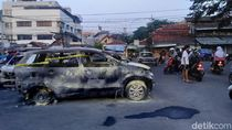 Kisah Pilu Ricuh 22 Mei: Mobil Hangus hingga Dagangan Dijarah