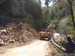 Agar Mudik Lancar, Proyek di Jalur Pacitan-Ponorogo Disetop H-7