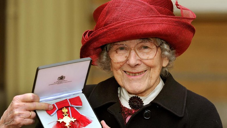 Judith Kerr (Photo by Dan Kitwood/Getty Images)