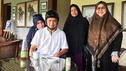 Kisah Keluarga Sepeninggal Ustaz Arifin Ilham, Kini soal Warisan