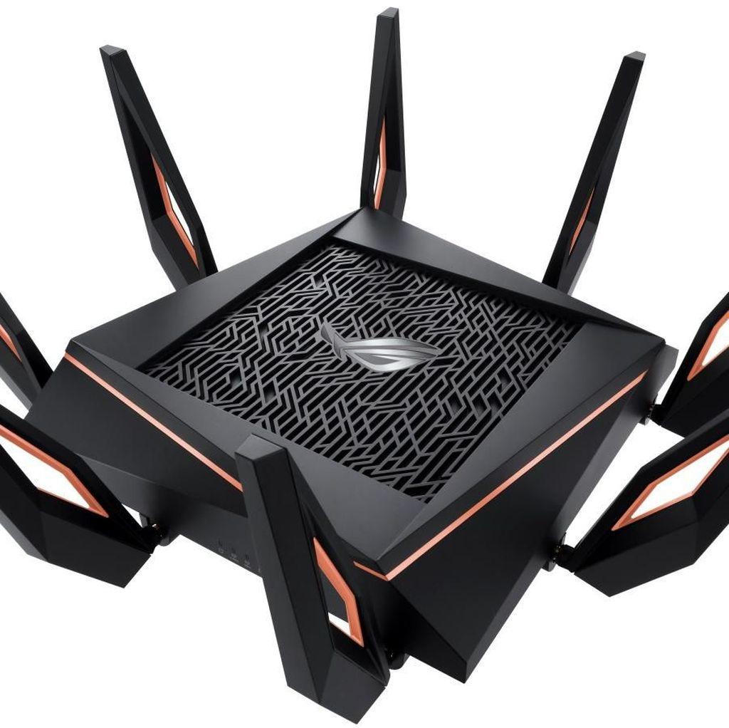 Asus Rilis Router Wi-Fi 6 untuk Gamer, Harganya Mengejutkan