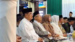 JK Hadiri Acara Nuzulul Quran di PBNU, Maruf Amin Menyusul