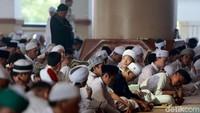 Jenazah Ustaz Arifin Ilham pun direncanakan akan dimakamkan di lingkungan Gunung Sindur.