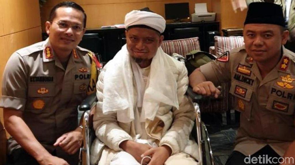 Ustaz Arifin Ilham Wafat, Kapolres Bogor Kenang Pesan Terakhir