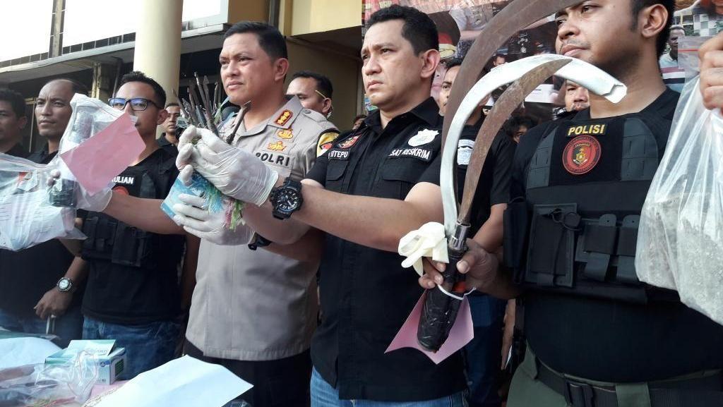 Polisi Duga Perusuh 22 Mei di Slipi Dipesan untuk Melakukan Kejahatan