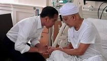 Duka Jokowi hingga Sandiaga Iringi Kepergian Ustaz Arifin Ilham