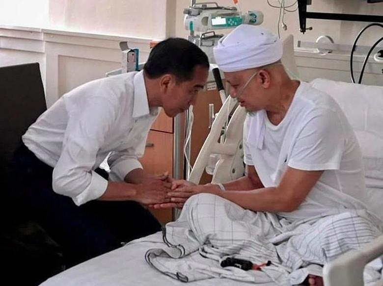 Foto: Instagram Jokowi