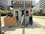 Rentetan Antisipasi Polisi Agar Kerusuhan saat Demo Tak Terulang