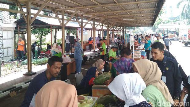 Bazar di Kemenko Perekonomian