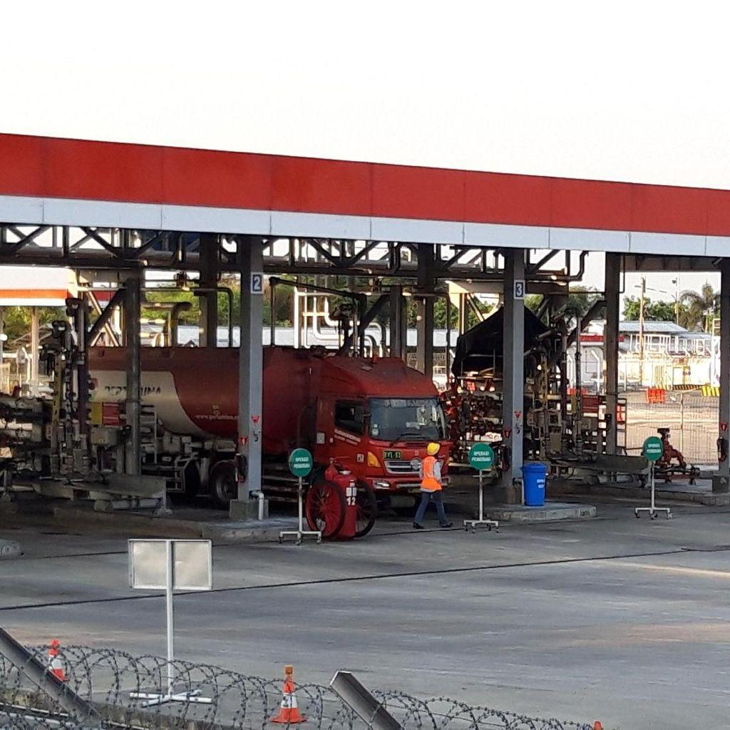 Jelang Arus Mudik, Pasokan BBM di Solo Raya Ditambah