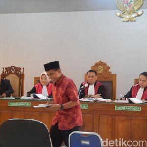 Sidang Mafia Bola, Priyanto: Pengaturan Skor Budaya Sejak 10 Tahun Lalu