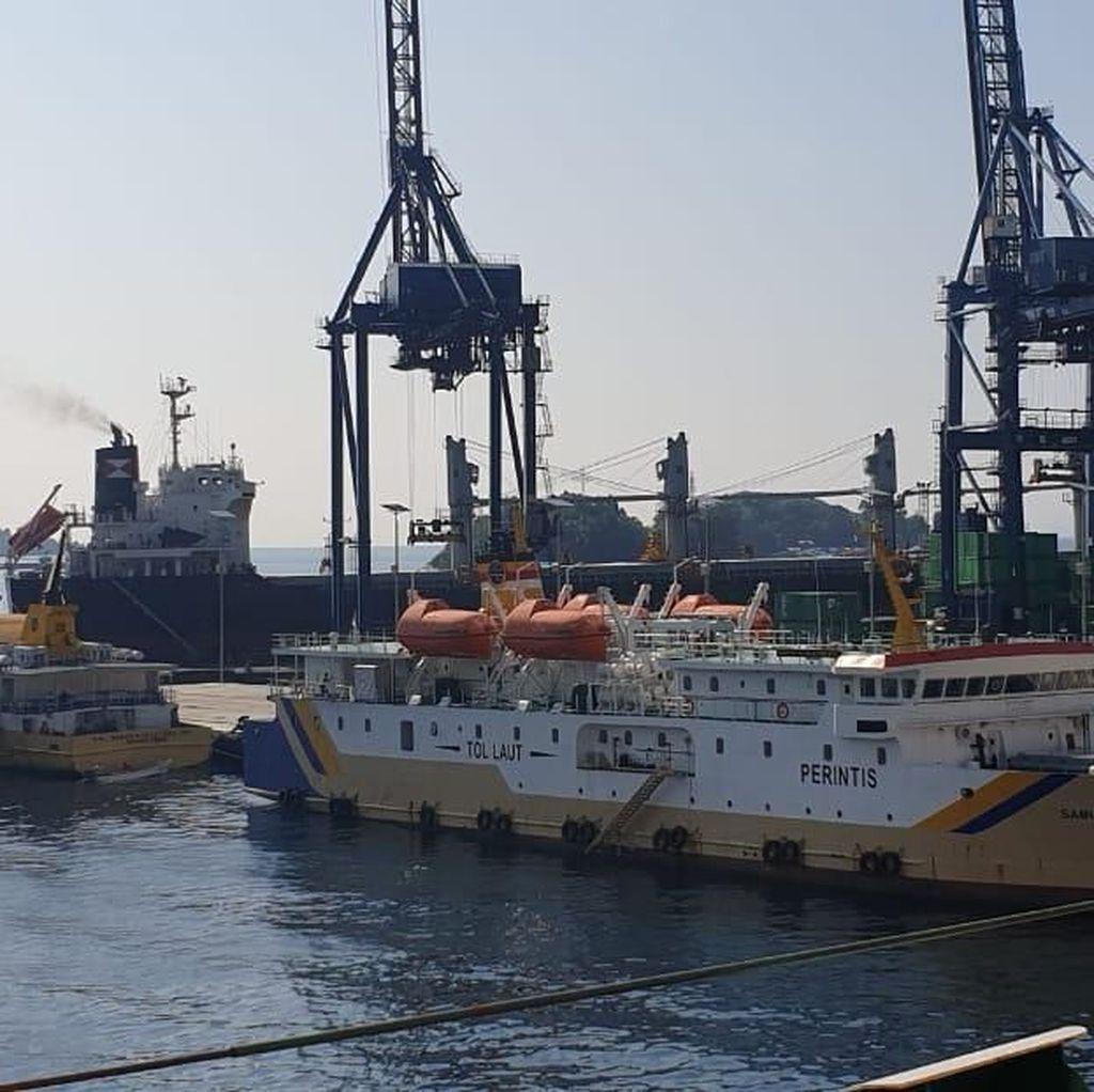Jelang Arus Mudik, Kemenhub Cek Kelaikan Kapal di Pelabuhan Jayapura