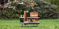 Mungil Banget, Ini Restoran McDonald's Terkecil di Dunia