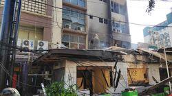 Imbas Pospol Sabang Dibakar Semalam, RM Garuda Rugi Ratusan Juta