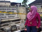 Polisi Sebut Massa Pembakar Polsek Tambelangan Terpicu Kabar Hoaks