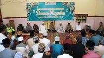Jaga Surabaya Kondusif, Polisi Silaturahmi ke Ulama dan Doa Bersama