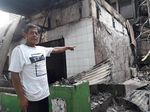 Cerita Ismail yang Warungnya Ludes Dibakar Massa Aksi 22 Mei