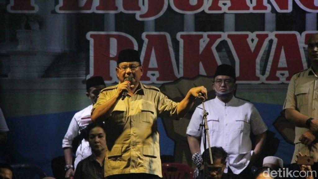 Video: Prabowo Tinggalkan Kertanegara, Tak Ikut ke MK