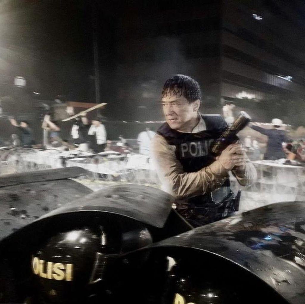 Ada-ada Saja! Arnold Schwarzenegger dan Jackie Chan Muncul di Aksi 22 Mei