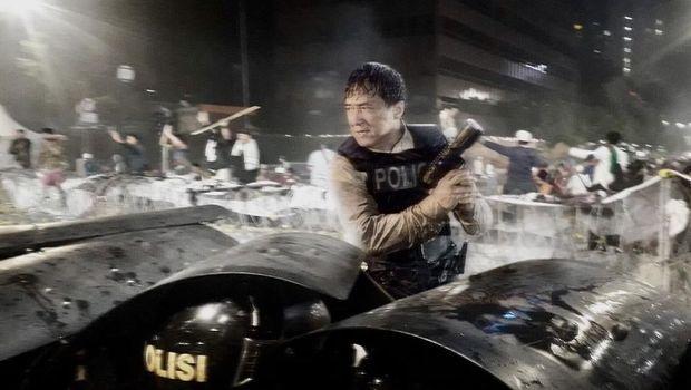 Meme Polisi Jackie Chan