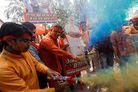 Menang Pemilu, Modi Janji Bangun India yang Kuat & Inklusif