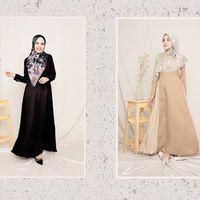 Berburu Baju Lebaran Artis Dari Shireen Sungkar Hingga Laudya C Bella