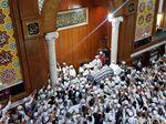 Jenazah Arifin Ilham Dibawa ke Az-Zikra Gunung Sindur untuk Dimakamkan