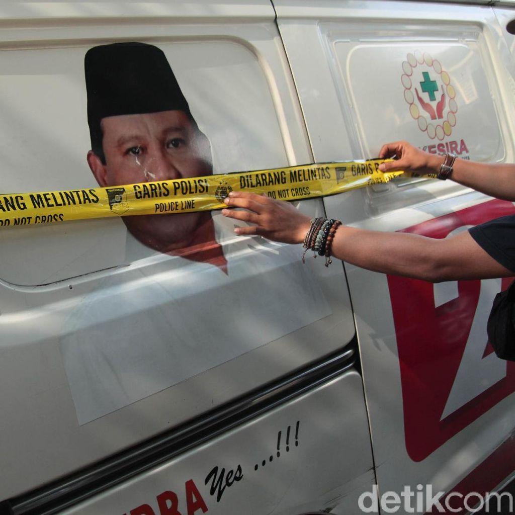 Kontroversi Ambulans Gerindra, Seperti Ini Standar Sebuah Ambulans