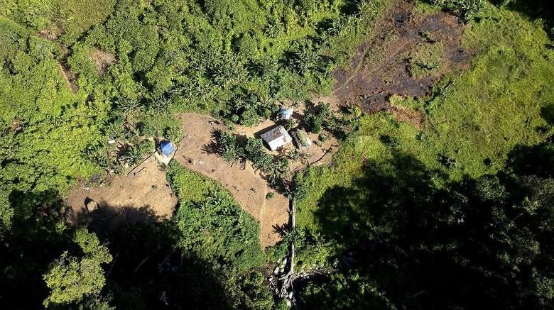 Mengenal Kehidupan Suku Pedalaman Polahi di Gorontalo