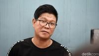 Model Ini Pamer Seranjang Bareng Andika Babang Tamvan, Segitunya Pansos?