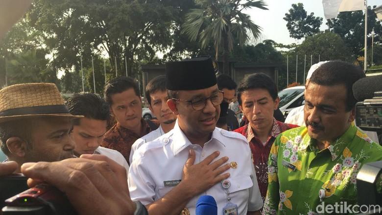 Anies hingga Zulhas Jemput Jenazah Ustaz Arifin Ilham di Bandara Halim