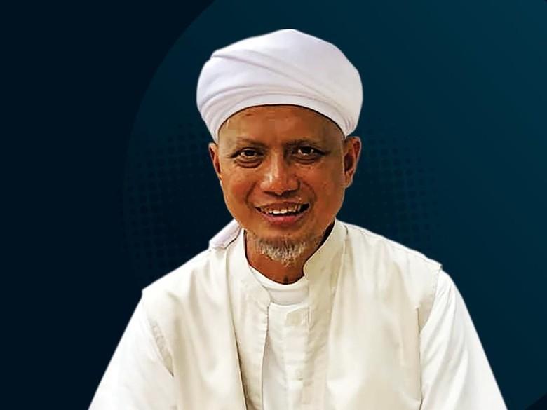 Foto: Biografi Ustaz Arifin Ilham (Zaki Alfarabi/detikcom)