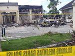Berita Hoaks Peristiwa 22 Mei Berujung Polsek Tambelangan Sampang Dibakar