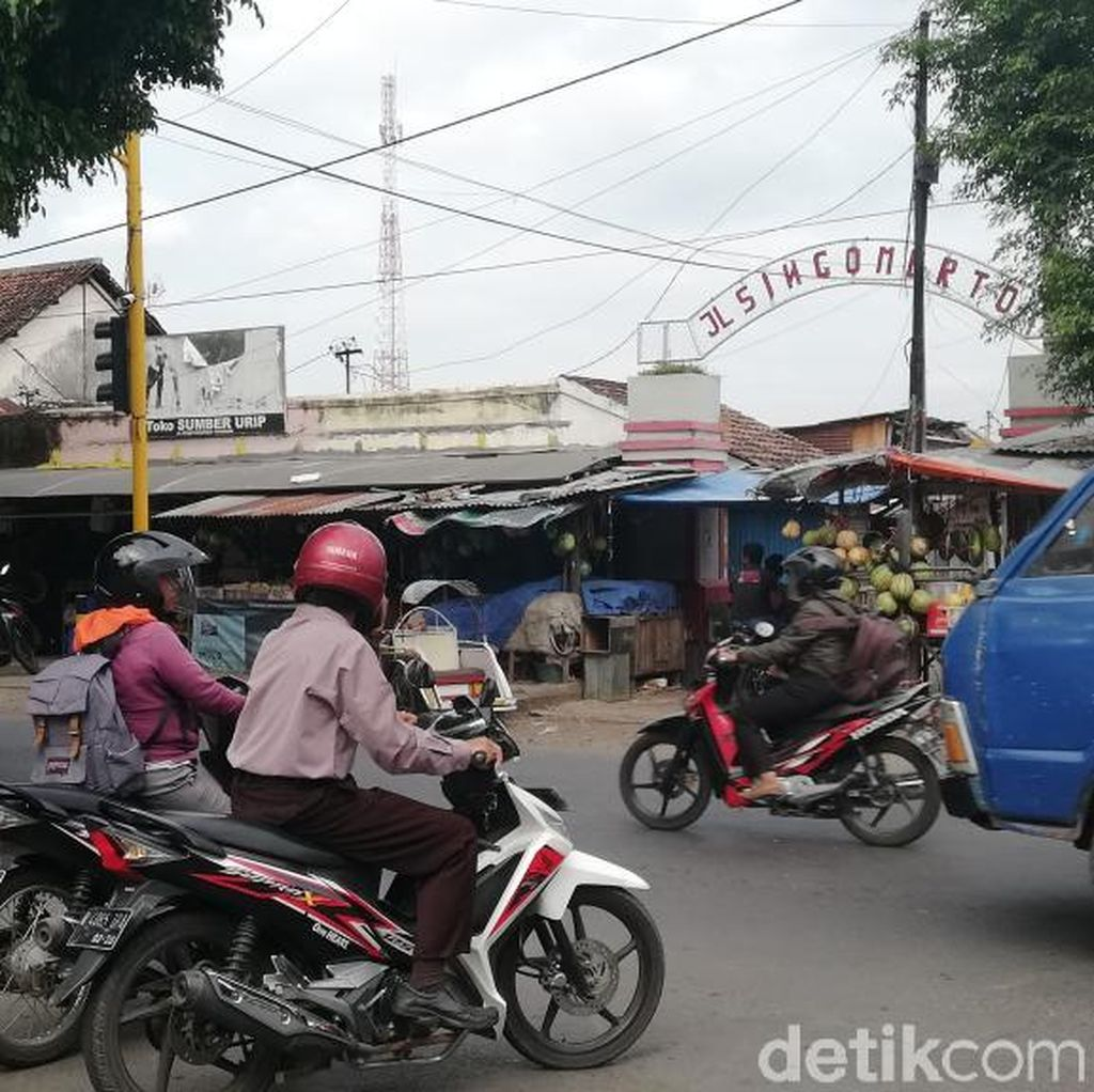 Ingat, Dua Pasar Tumpah di Pasuruan Ini Kerap Macet Saat Arsu Mudik