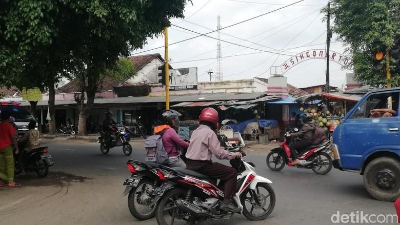 Ingat, Dua Pasar Tumpah di Pasuruan Ini Kerap Macet Saat Arus Mudik